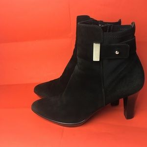 Aquatalia Ankle Bootie Made In Italy